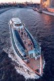 Koninklijk schip van Vloot Radisson De Riviercruise van Moskou royalty-vrije stock fotografie