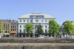 Koninklijk Theater Carré in Amsterdam Stock Foto