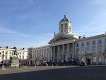 Koninklijk Vierkant, Brussel Royalty-vrije Stock Afbeelding