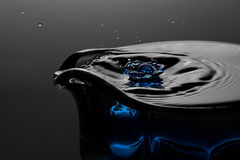 Koninklijk water Stock Afbeelding