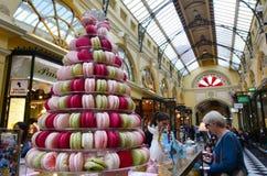 Koninklijke Arcade - Melbourne Royalty-vrije Stock Fotografie