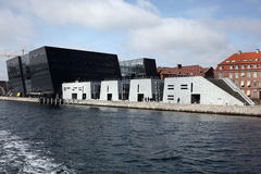 Koninklijke Bibliotheek Denemarken Royalty-vrije Stock Fotografie