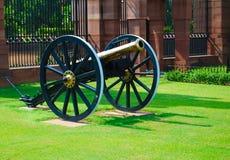 Koninklijke canon Royalty-vrije Stock Afbeeldingen