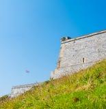 Koninklijke Citadel in Plymouth Royalty-vrije Stock Fotografie