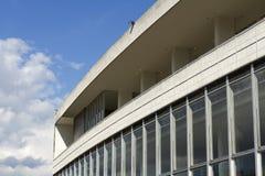 Koninklijke Festivalzaal op London& x27; s Zuidenbank royalty-vrije stock fotografie