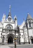 Koninklijke Hof van Justitie stock foto's
