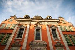 Koninklijke Kapel. Royalty-vrije Stock Fotografie