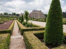 Koninklijke Loo van paleishet in Nederland Stock Afbeeldingen