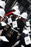 Koninklijke Marineband Stock Fotografie