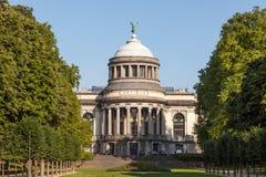 Koninklijke Musea voor Kunst en Geschiedenis in Brussel Stock Foto