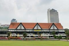 Koninklijke Selangor-Club in Kuala Lumpur royalty-vrije stock afbeelding