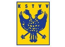 Koninklijke Sint-Truidense Voetbalvereniging logo ilustracji