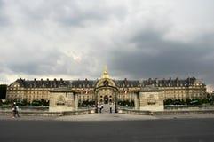 Koninklijke stallen Royalty-vrije Stock Foto