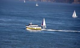 Koninklijke Sterveerboot, van de Blauwe en Gouden Vloot van schepen & boten royalty-vrije stock foto
