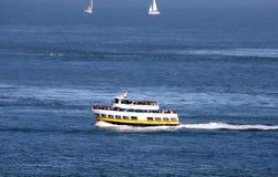Koninklijke Sterveerboot, van de Blauwe en Gouden Vloot van schepen & boten stock fotografie