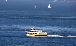 Koninklijke Sterveerboot, van de Blauwe en Gouden Vloot van schepen & boten royalty-vrije stock afbeeldingen
