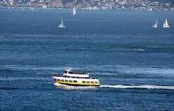 Koninklijke Sterveerboot, van de Blauwe en Gouden Vloot van schepen & boten royalty-vrije stock foto's