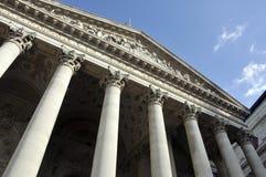 Koninklijke Uitwisseling, Londen Stock Afbeelding