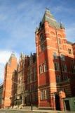 Koninklijke Universiteit van Muziek Stock Fotografie