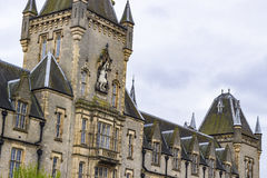 Koninklijke Victoria Patriotic Building royalty-vrije stock foto's