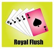 Koninklijke Vloed Royalty-vrije Stock Afbeelding