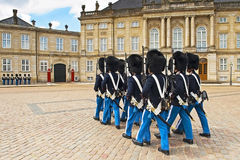 Koninklijke Wacht Royalty-vrije Stock Afbeeldingen