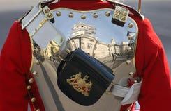 Koninklijke Wacht, Londen Stock Afbeelding