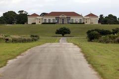 Koninklijke woonplaats royalty-vrije stock fotografie