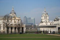 Koninklijke zeeuniversiteit, Greenwich royalty-vrije stock foto's