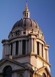 Koninklijke ZeeUniversiteit, Greenwich stock foto's