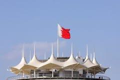 Koniska kupor på överkanten av VIPEN tower Royaltyfri Bild
