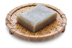 Konjac, konnyaku, японская еда здорового питания Стоковые Изображения RF