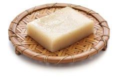 Konjac, konnyaku, japanese healthy diet food Stock Images