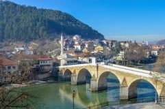 Konjic - Bósnia e Herzegovina Imagem de Stock
