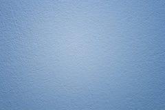Konkret blå väggbakgrund. Royaltyfri Foto