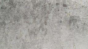 konkret grå vägg Fotografering för Bildbyråer