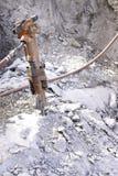 konkret hammarestålar Royaltyfria Foton
