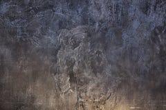 konkret ljus medelfläckvägg för bakgrund royaltyfria bilder