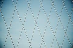 konkret modernt för bro arkivbilder