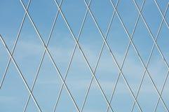 konkret modernt för bro royaltyfria bilder