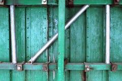 Konkret slipform för byggnadsstruktur Fotografering för Bildbyråer