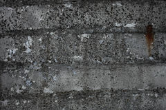 konkret staket Royaltyfria Foton
