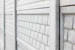 konkret staket Bakgrund Göra sammandrag fotoet arkivfoto