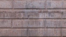 Konkret tegelstentextur Arkivbilder