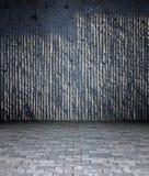 konkret tom inre textur för murbruk 3d Royaltyfri Foto