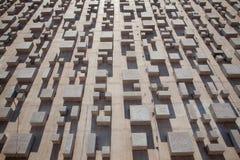 Konkrete Architektur lizenzfreies stockbild