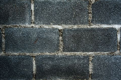 Konkrete Backsteinmauer decken seine Beschaffenheit auf Stockfotografie