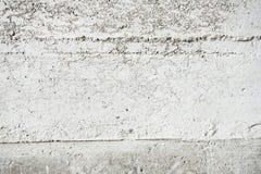 Konkrete Beschaffenheit der Kunst für Hintergrund in schwarzem, grauem und weißem Col. Stockbild