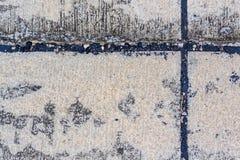 Konkrete Bodenbeschaffenheit Lizenzfreies Stockbild