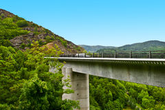 Konkrete Brücke Stockbilder